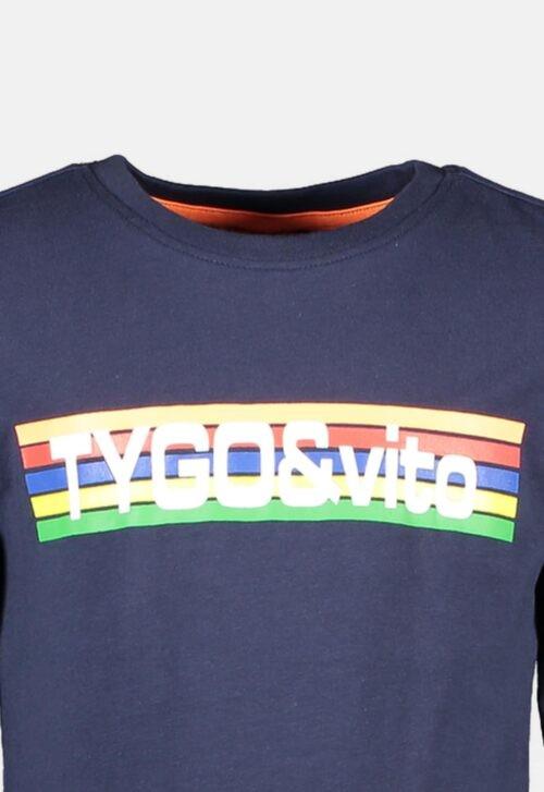 Tygo & Vito Longsleeve 'Tygo & Vito'