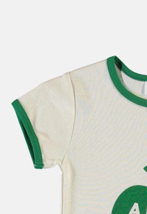 Molo T-Shirt 'Rhiannon Apple'