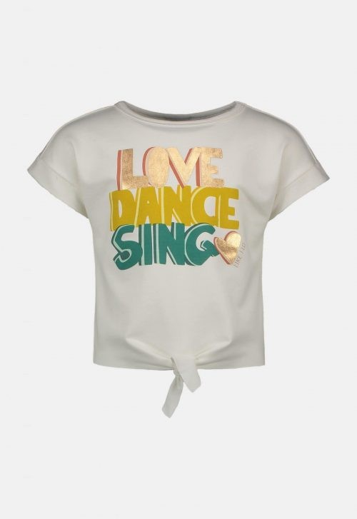 Sweat t-shirt 'LOVE - DANCE - SING' Like Flo