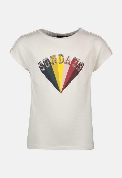 T-shirt 'slub jersey' Like Flo