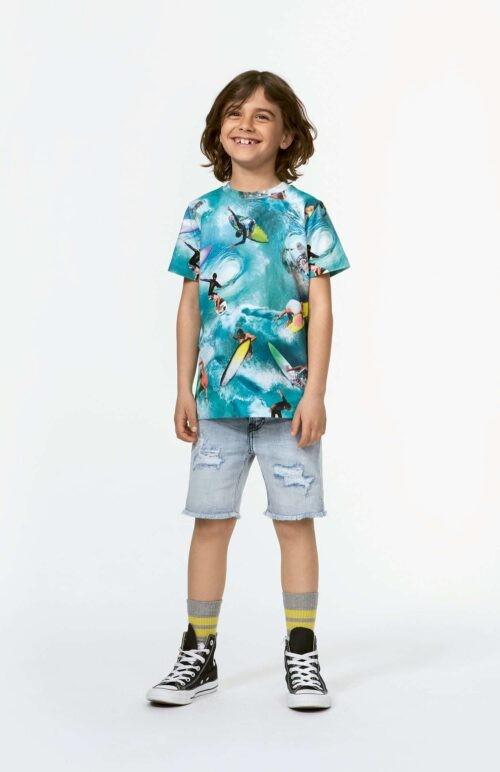 T-Shirt 'Ralphie - Surf' Molo