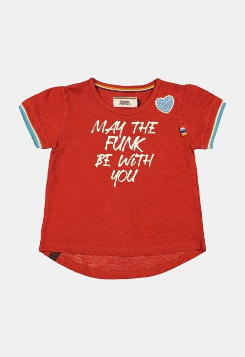 4funkyflavours T-shirt 'May Funk'
