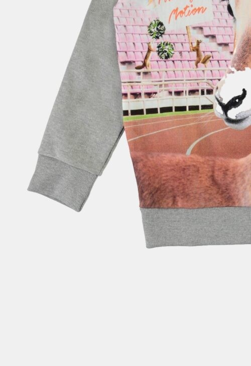 Sweater 'Maxi - Your own pace' Molo