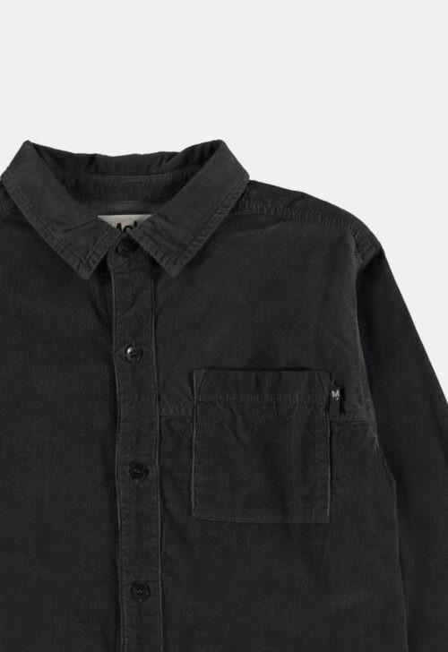 Overhemd 'Russy - Night Grey' Molo
