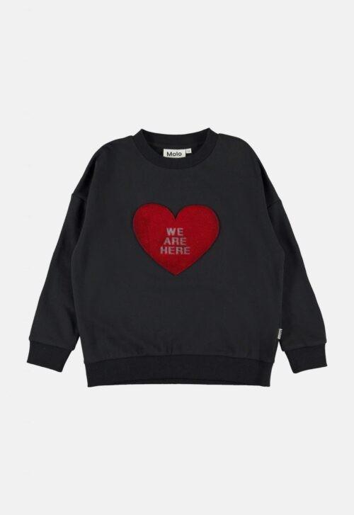 Sweater 'Maxi - Black' Molo