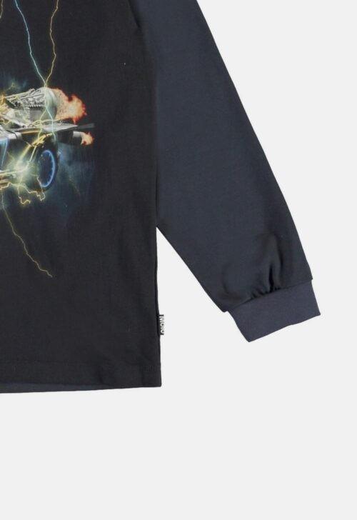 Molo Sweater 'Rez - Lightning Car Big'