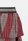 Rokje 'Woven Check Stripe' Like Flo