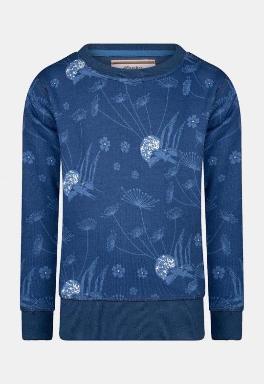 Sweater 'Feeling Blue' 4funkyflavours
