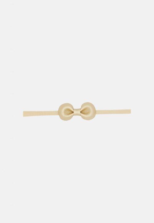 Noah & Sisi Haarband kunstleer - goud