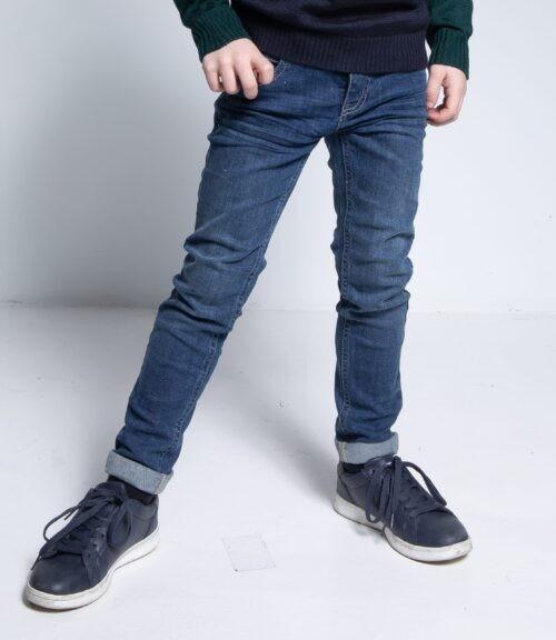 Jeans Tygo en Vito jongen blauw