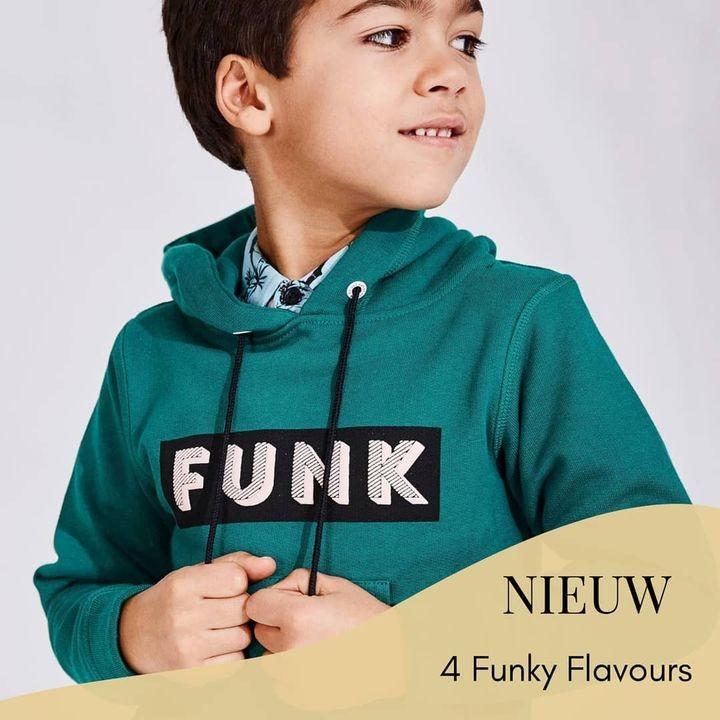Boys only 😎 . Onze nieuwste items van @4funkyflavours zijn er enkel voor funky boys 😉 Ontdek