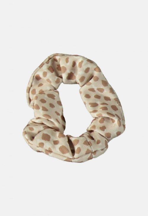 Le Chic Scrunchie - 'Animal Dots'
