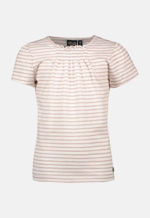 Top 'Lurex Stripe' Like Flo