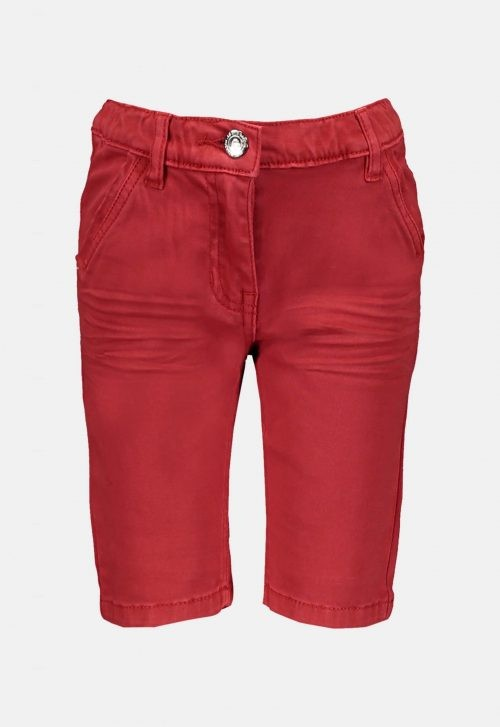 Short 'Classic Twill - Scarlet Red' Le Chic Garçon (LCEE)