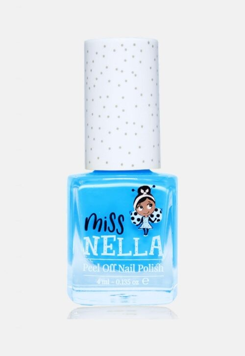 Nagellak 'Mermaid Blue' Miss Nella
