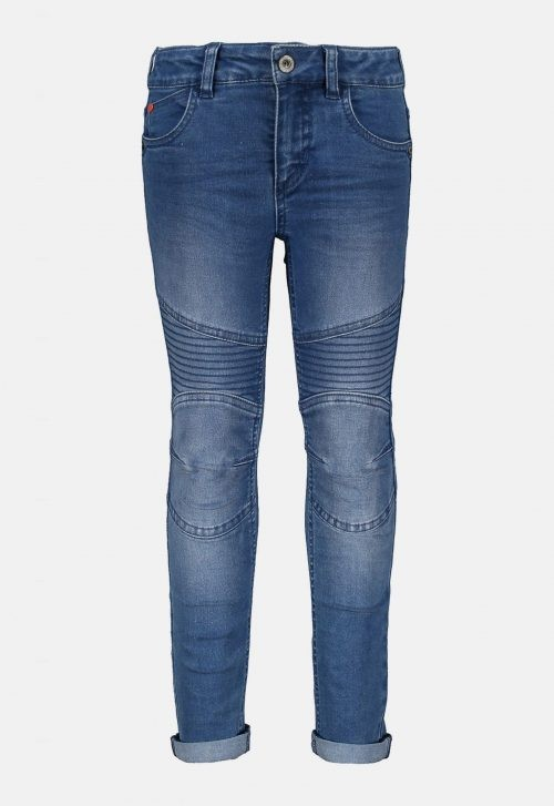 Tygo & Vito Skinny Stretch Jeans Kneepatches - Light Used