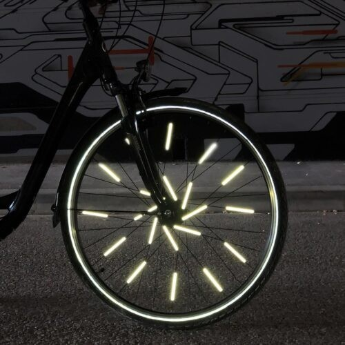Fiets reflectoren - multi Rainette