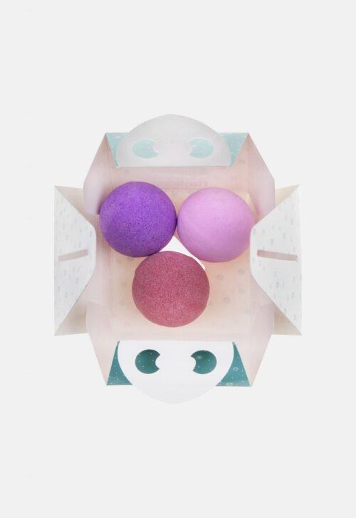 Bath Bomb set van 3 'Fizzylicious' Miss Nella