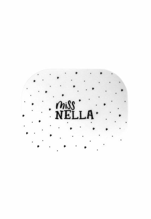Miss Nella Canvas make-up tasje gevuld - Glamorous Picks