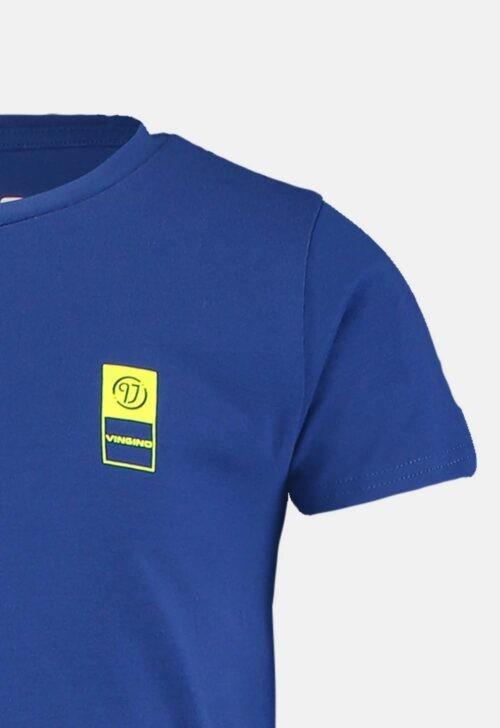 Vingino T-shirt 'Basic Tee - Admiral Blue'