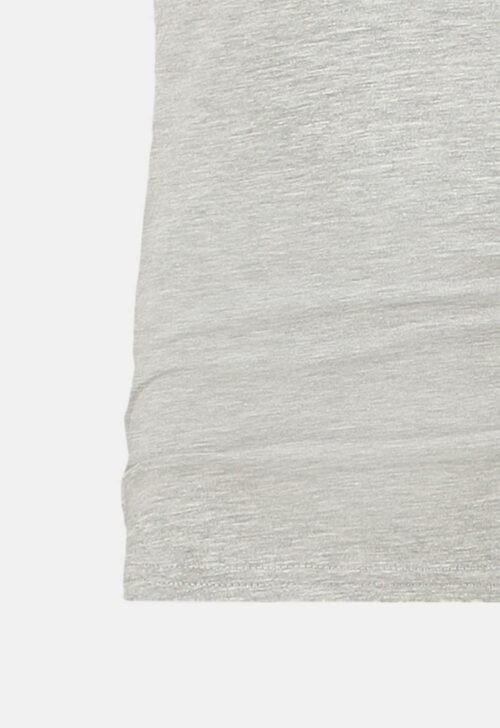 Vingino T-shirt 'Basic Tee - Light Grey Melee'