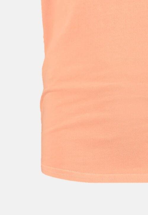 T-shirt 'Logo Tee - Orange' Vingino