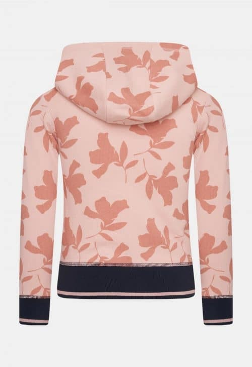 4funkyflavours Hoodie met rits 'Can't Hold Back Your Loving'