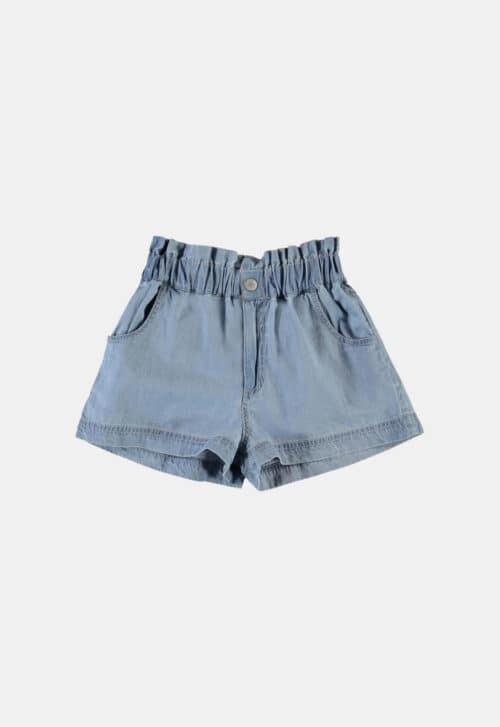 Molo Denim short 'Adara - Summer Wash Indigo'