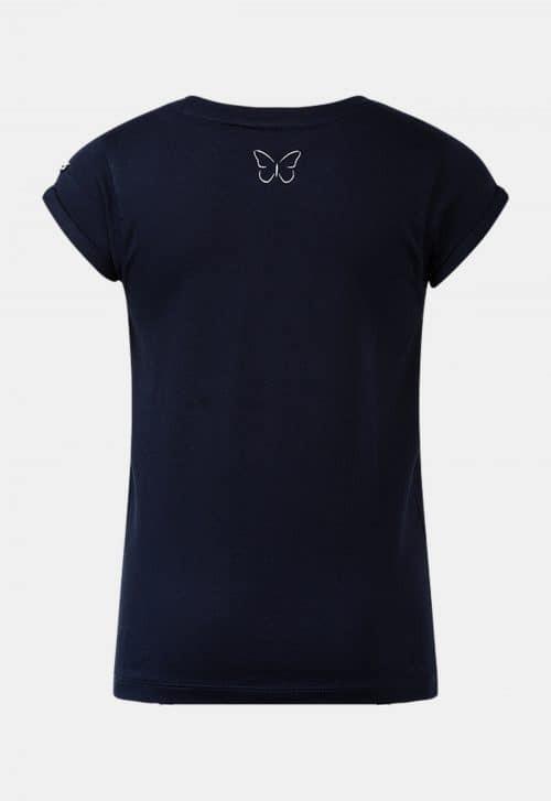 T-shirt 'Ravi - blauw' Chaos and Order