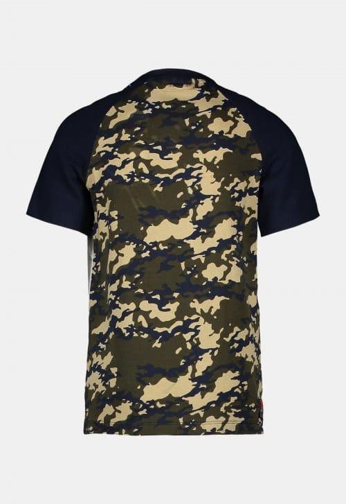Tygo & Vito T-shirt 'Wolf Camouflage'