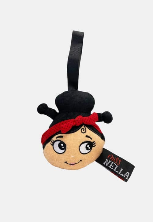 Miss Nella Badspons 'Ladybird'
