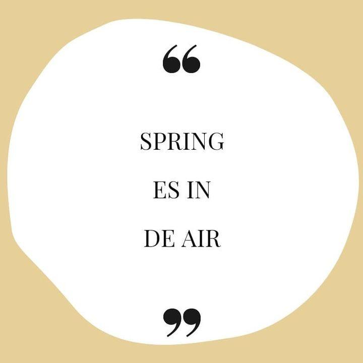 Spring shopping 🌱 Scoor je lente outfit nu met 15% korting 🤗🤗 Geldig t.e.m. 26 maart