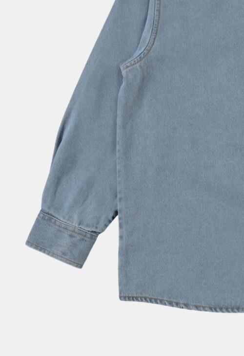 Molo Jeanshemd 'Reenoz - Light Blue Denim'