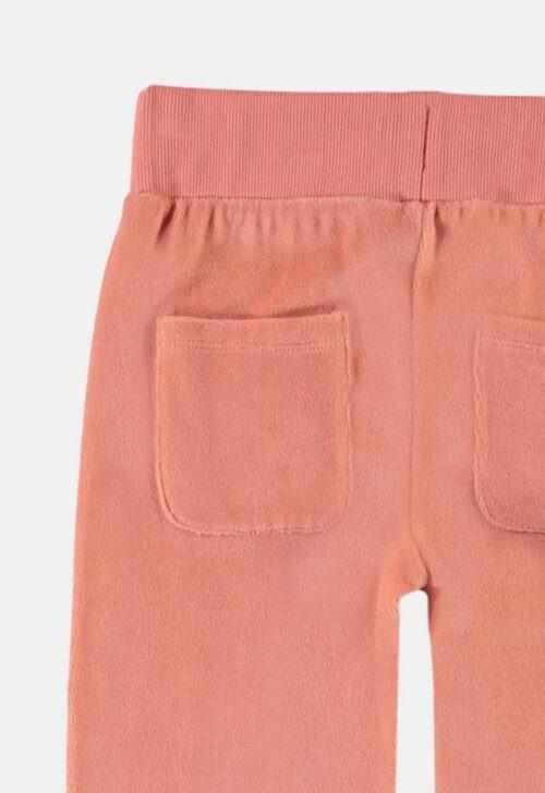 Molo Flared sweatbroek 'Annie - Burnt Coral'