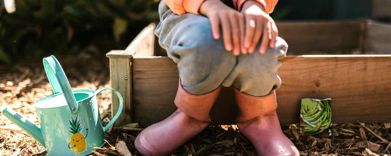 hupsa kindermode kinderkleding kleuter starten tuinieren