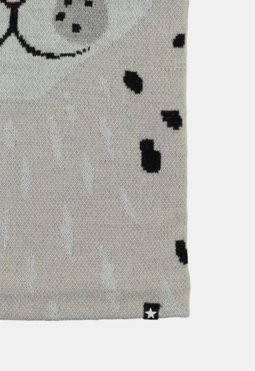 Molo Setje met muts en sjaal 'Kleo - White Tiger'