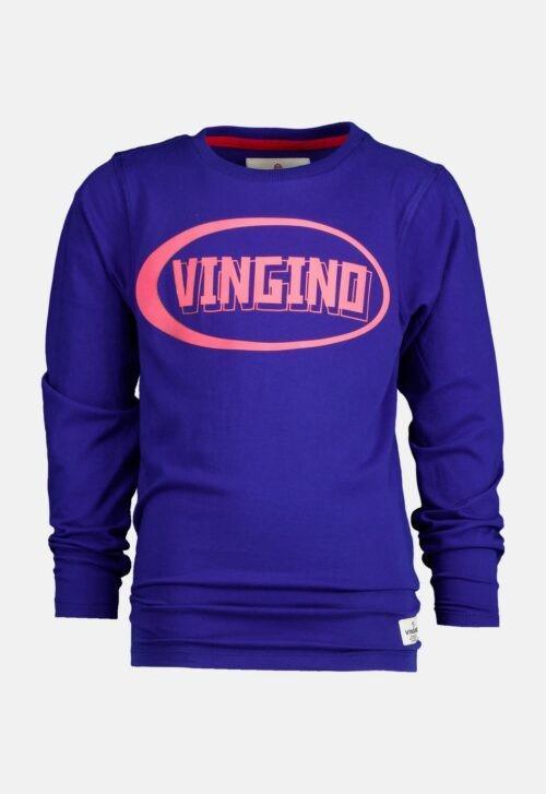 Vingino Longsleeve met print die van kleur verandert 'Jydro'