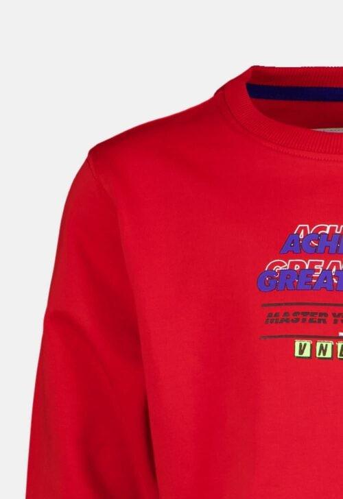 Vingino Sweater 'Nactive - Heat Red'