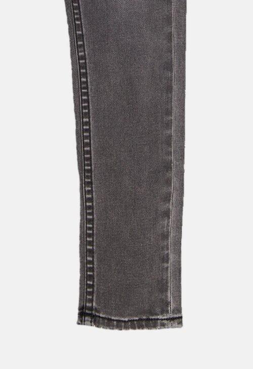 Vingino Jeans 'Brooklyn Ruffle - Dark Grey Vintage'
