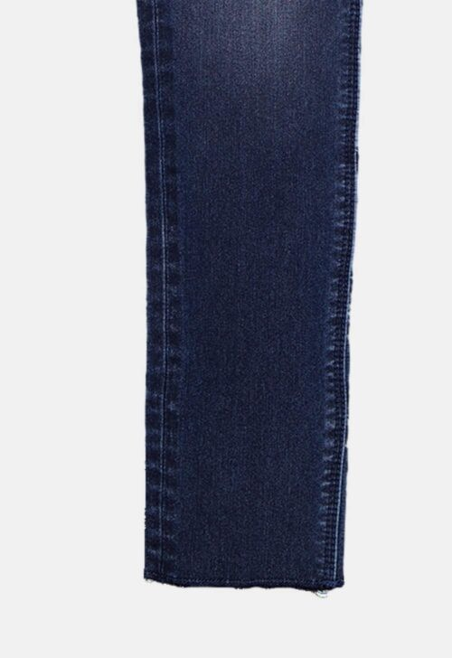 Vingino Jeans 'Bibine Cropped - Blue Vintage'