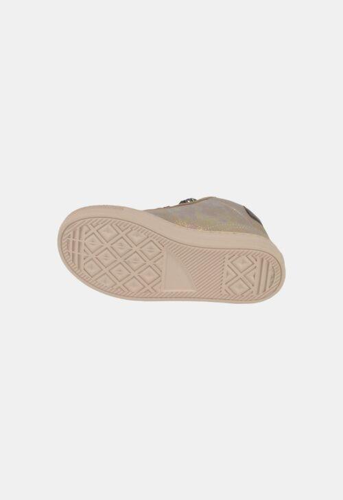 Zecchino d'Oro Sneakers Beige Glitter