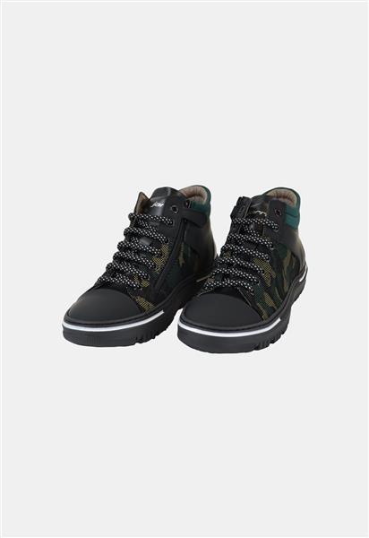 Jarrett Sneakers Camouflage