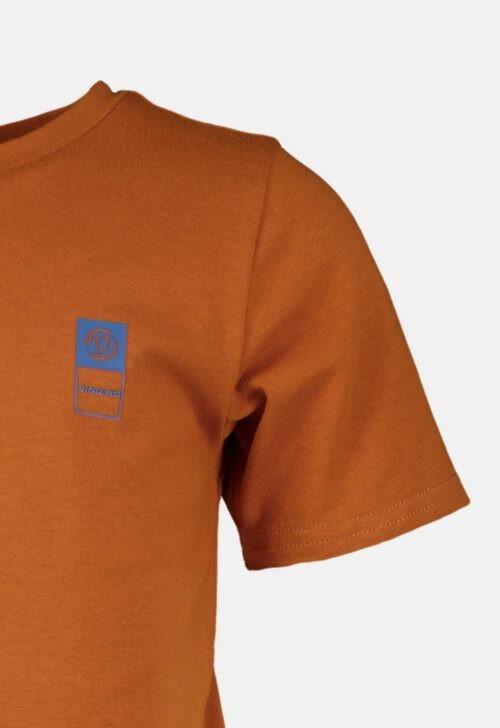 Vingino T-shirt 'Basic Tee - Rusty Brown'