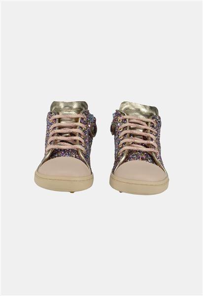 Zecchino d'Oro Sneakers Glitter Roze