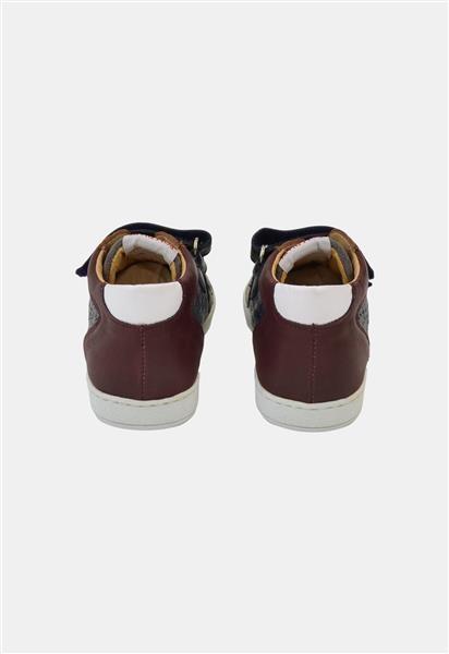 Pom d'Api Sneaker Blauw