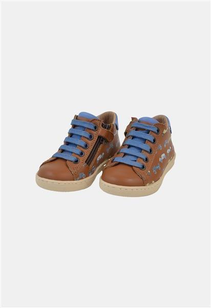 Banaline Sneaker Cognac