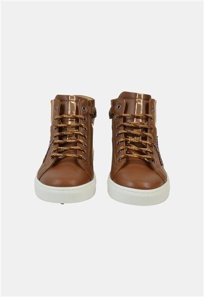 Zecchino d'Oro Sneakers Cognac