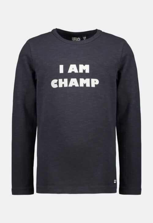 Like Flo Longsleeve 'I Am Champ'